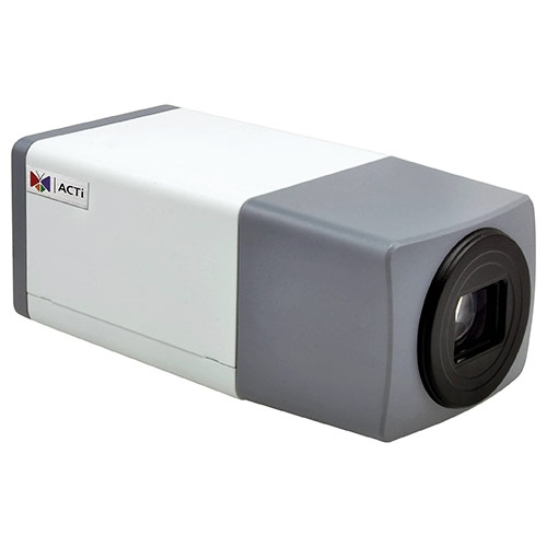 ACTi E213 5MP Outdoor Zoom Box IP Camera