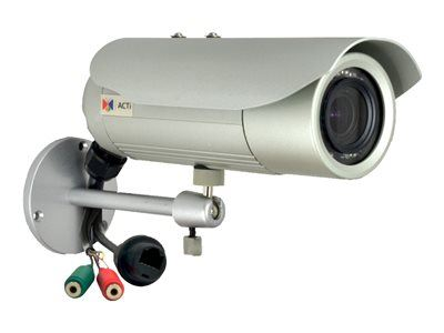 ACTi E43B, 5MP Bullet, Network Surveillance Camera