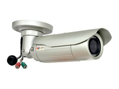 ACTi E45A, 1MP Bullet, Network Surveillance Camera