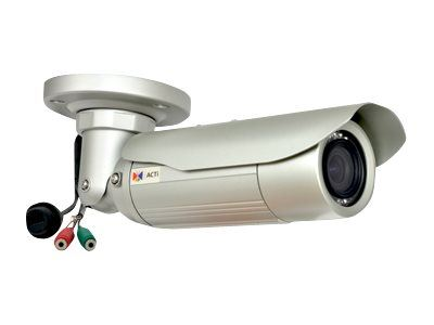ACTi E46A, 3MP Bullet, Network Surveillance Camera