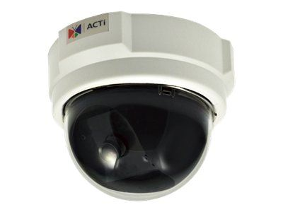 ACTi E51, 1MP Indoor, Network Surveillance Camera