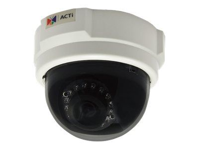 ACTi E53, 3MP Indoor, Network Surveillance Camera