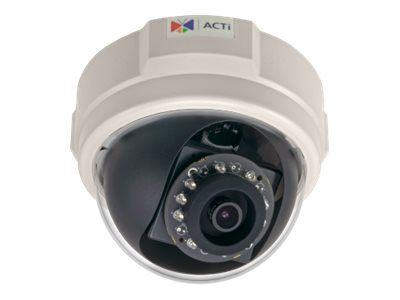 ACTi E58, 2MP Indoor Dome, Network Surveillance Camera