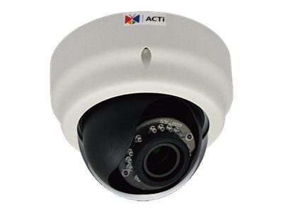 ACTi E65, 3MP Indoor Dome, Network Surveillance Camera