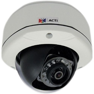 ACTi E72A, 3MP Outdoor Dome, Network Surveillance Camera