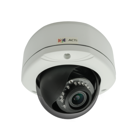 ACTi E73A 5MP Outdoor Dome IP Camera