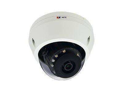 ACTi E78, 2MP Video Analytics Outdoor Dome, Network Surveillance Camera