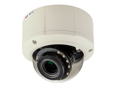 ACTi E816, 10MP Outdoor Zoom Dome, Network Surveillance Camera