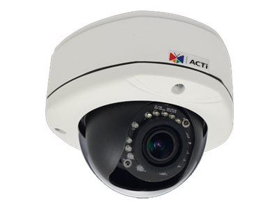 ACTi E86A, 3MP Outdoor Dome, Network Surveillance Camera