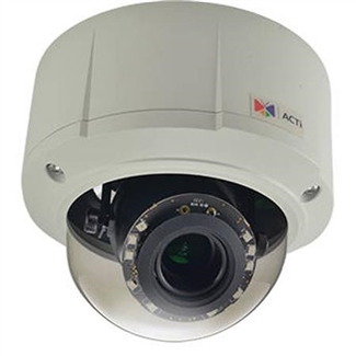 ACTi E89, 10MP Outdoor Dome, Network Surveillance Camera