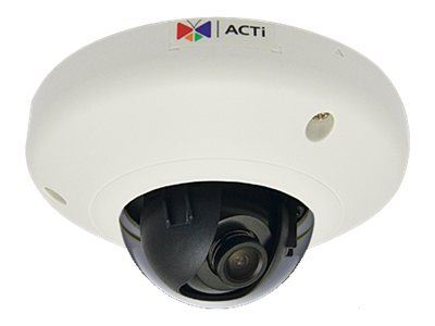 ACTi E91, 1MP Indoor Mini, Network Surveillance Camera