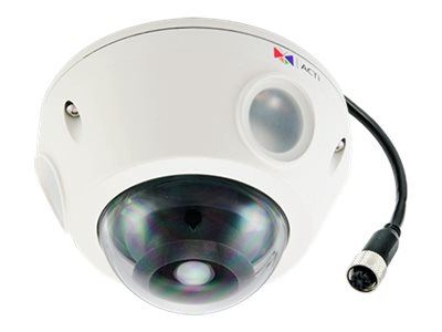 ACTi E926M, 10MP Outdoor Mini Dome, Network Surveillance Camera