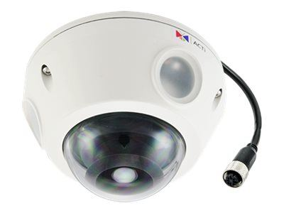 ACTi E928M, 3MP Outdoor Mini Dome, Network Surveillance Camera