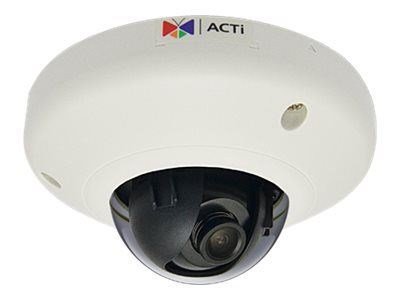 ACTi E98, 10MP Indoor Mini Fisheye Dome, Network Surveillance Camera