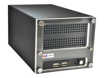 ACTi ENR-110-2TB, Standalone NVR, 4 Channels