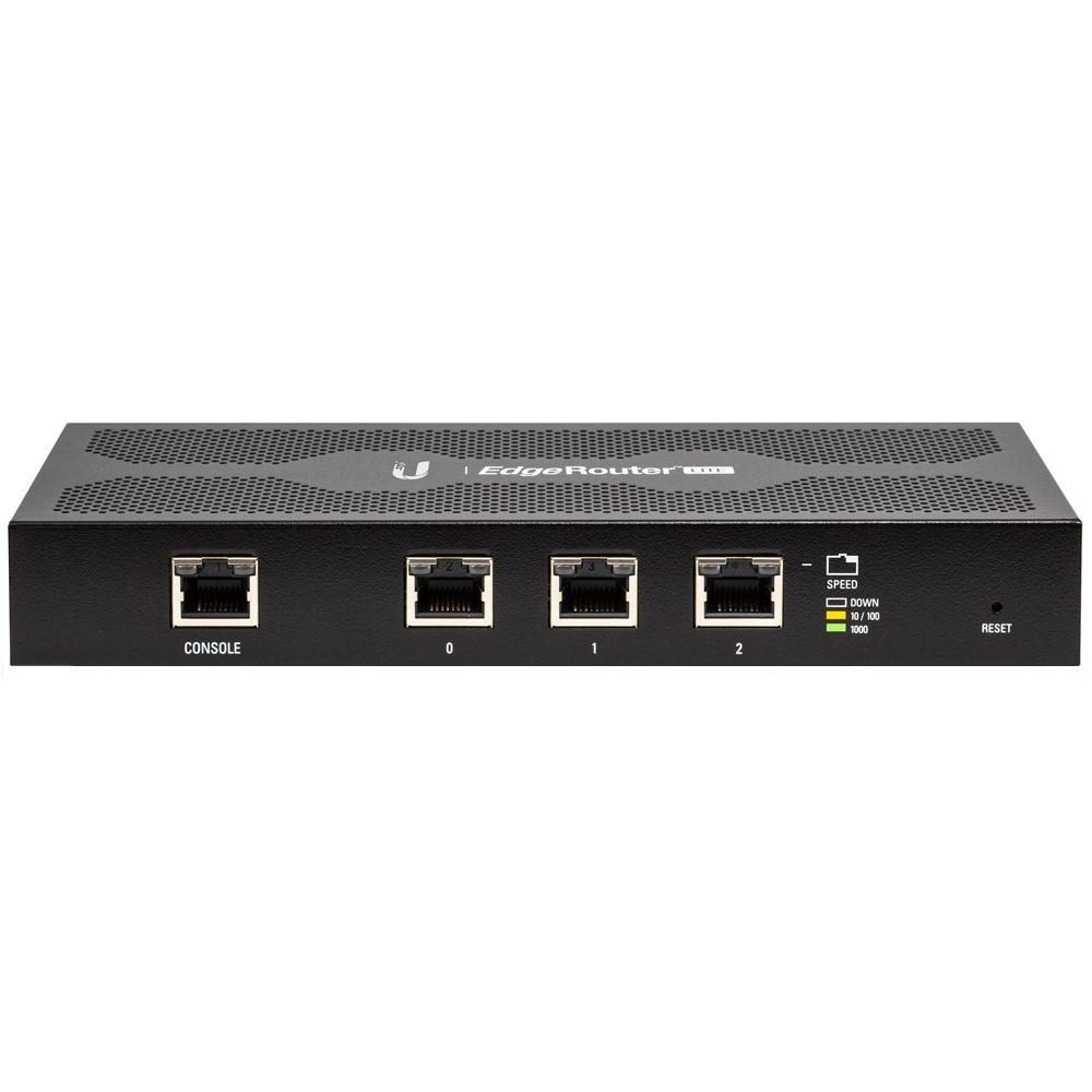 Ubiquiti EdgeRouter Lite 3-Port Router