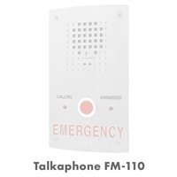 Talkaphone FM-110 Flush-Mount Box