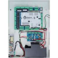 GeoVision GV-AS4111-KIT Door Access Controller Kit with Power Board and Iron Case