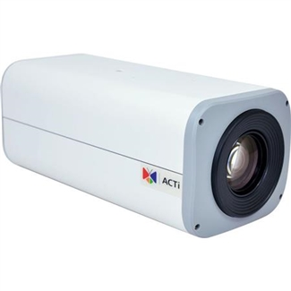 ACTi I25, 2MP Outdoor Zoom Box, Network Surveillance Camera