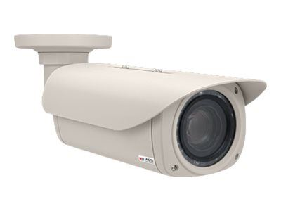 ACTi I48, 2MP Video Analytics Outdoor Zoom Bullet, Network Surveillance Camera