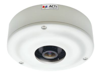 ACTi I73, 6MP Outdoor Hemispheric Dome, Network Surveillance Camera