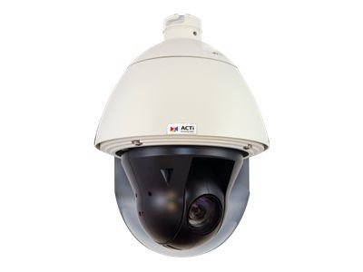 ACTi I910, 4MP Outdoor Speed Dome, Network Surveillance Camera