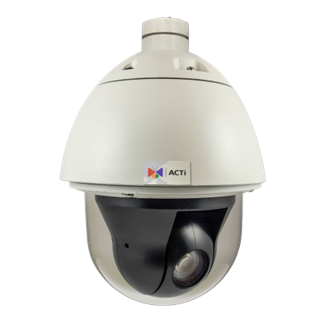 ACTi I96, 2MP Outdoor Speed Dome, Network Surveillance Camera