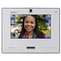 Aiphone IX-MV7-W IP Master Station, White