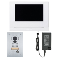 Aiphone JOS-1FW Video Intercom Bundle