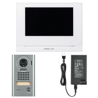 Aiphone JOS-1VW Video Intercom Bundle