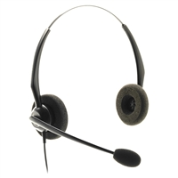 JPL Telecom JPL-100-B Wired Headset