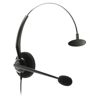JPL Telecom JPL-100-M Wired Headset