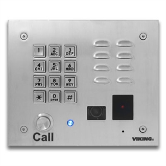 Viking K-1775-IP-EWP Weatherproof VoIP Entry Phone