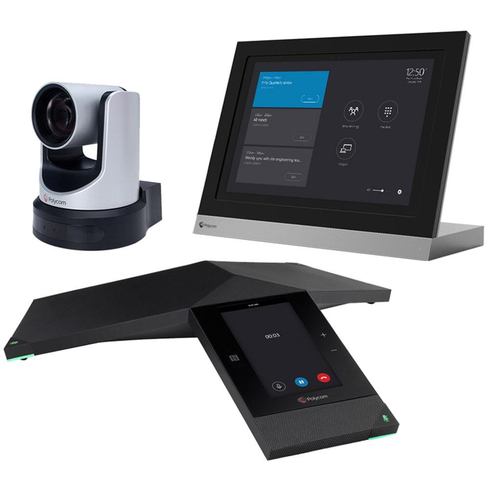 Polycom MSR300 Skype for Business Room System Bundle