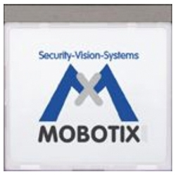 Mobotix Mx2wire+ Info Module Dark Gray