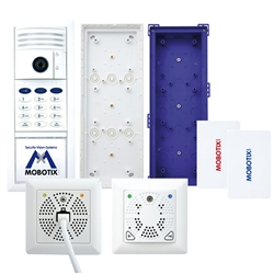Mobotix T25 IP Video Door Station Complete Kit 2