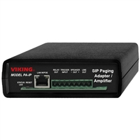 Viking PA-IP Paging Adapter with Amplifier