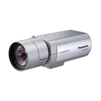 Panasonic POC314L5 Day/Night Outdoor Fixed Camera Package with Lens and Housing