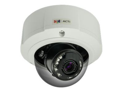 ACTi Q81, 2MP Outdoor Zoom Dome, Network Surveillance Camera