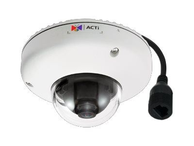 ACTi Q91, 2MP Outdoor Mini Dome, Network Surveillance Camera