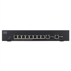 Cisco SG300-10PP Switch