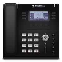 Sangoma s405 3-Line Gigabit IP Phone