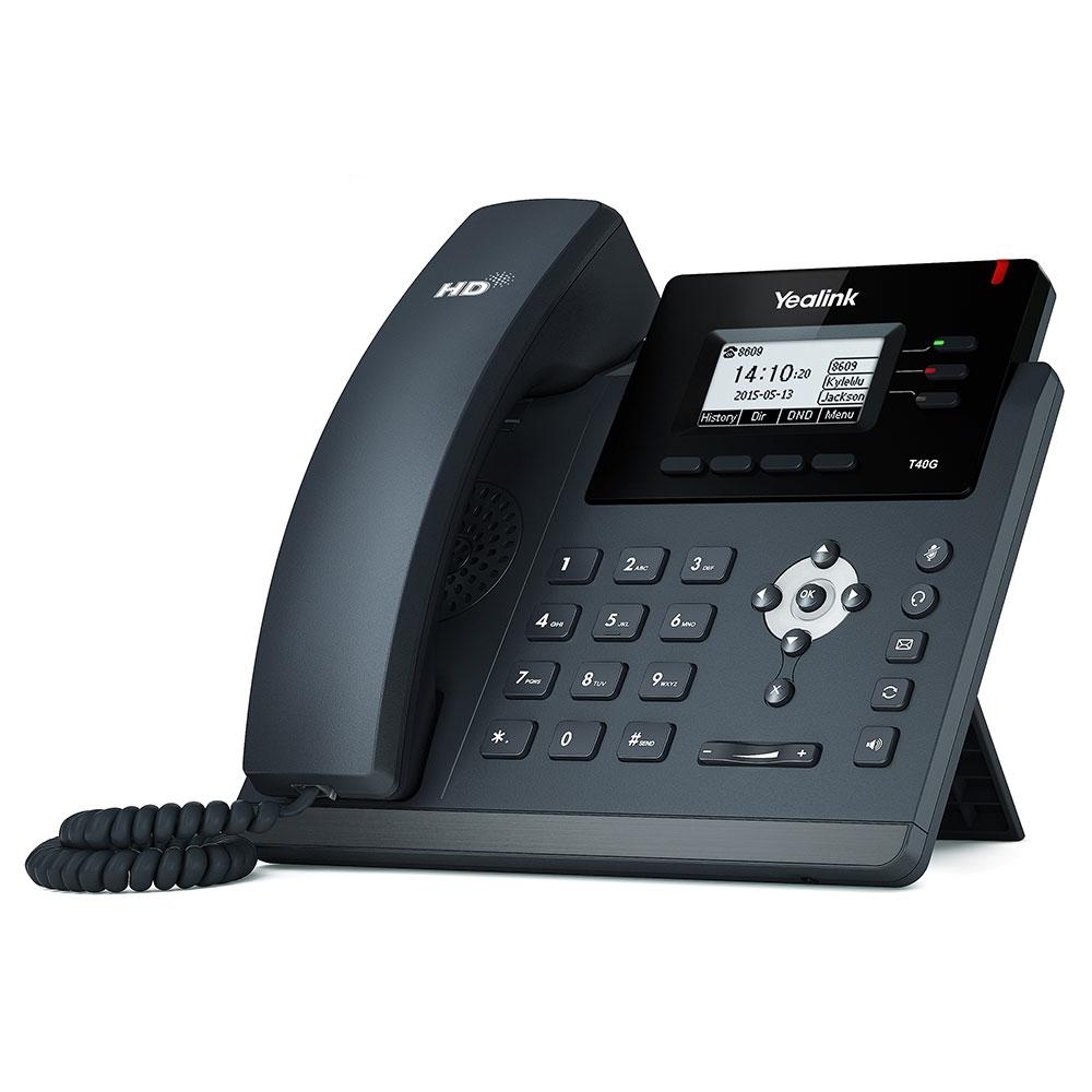 Afbeeldingsresultaat voor Yealink SIP-T40G Phone