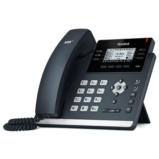 Yealink T42S-SFB IP Phone for Skype for Business