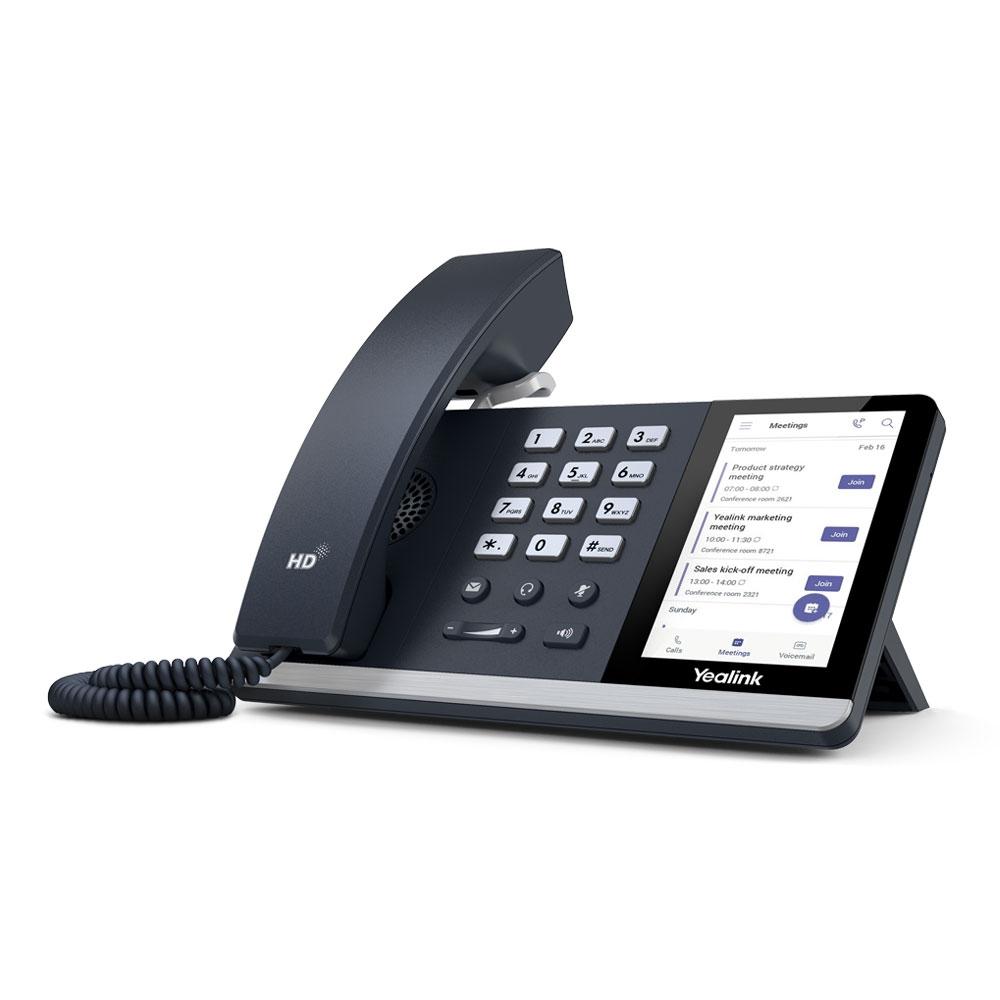 Yealink T55A IP Phone, Microsoft Teams Edition - SIP-T55A-Teams