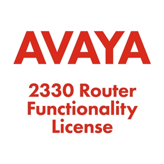 Avaya 2330 Routing License
