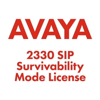 Avaya 2330 Survivability License