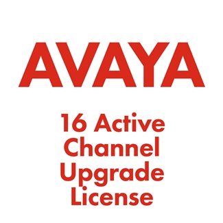 Avaya Active 16 Channel Upgrade License