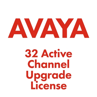 Avaya Active 32 Channel Upgrade License