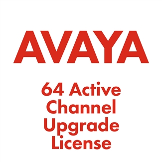 Avaya Active 64 Channel Upgrade License